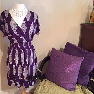 Tory Burch wrap dress